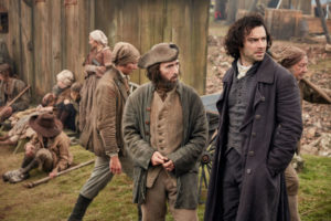 the magic of poldark returns to our screens